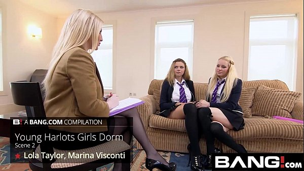 BANG.com: Sexy Teen Harlots Have Fun In The Dorms