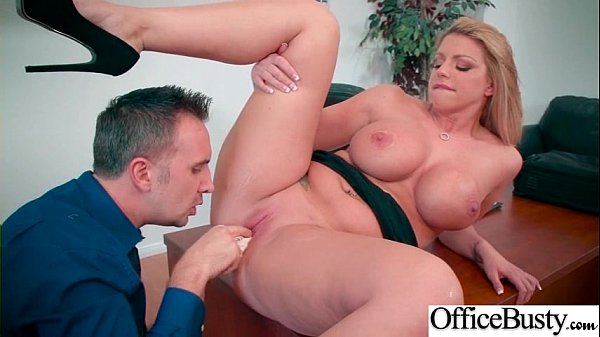 (Brooklyn Chase) Big Rounds Jugg Girl Ger Hard Style Sex In Office video-09