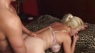 Big Tit Hairy Cunt Mom Dana Gets Anal From Step Son Friend