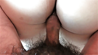 I pass my cock up the ass of my wife, her sister and maid