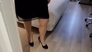 Married French milf in my Dungeon – BBC addicted